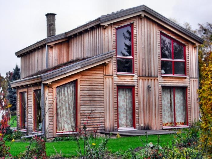 for Holzhaus architektur