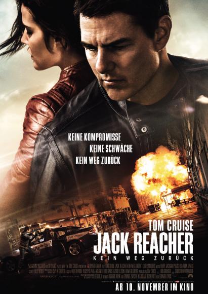 Kino-Filmkritik: Jack Reacher – Kein Weg zurück
