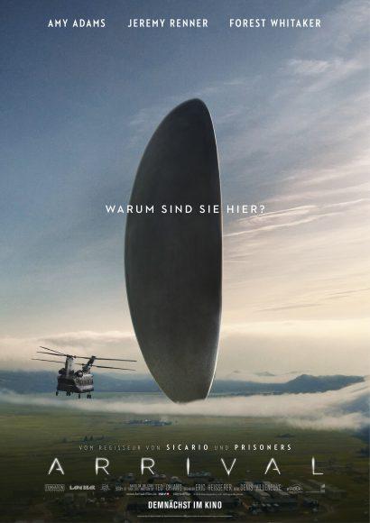 Kino-Filmkritik: Arrival