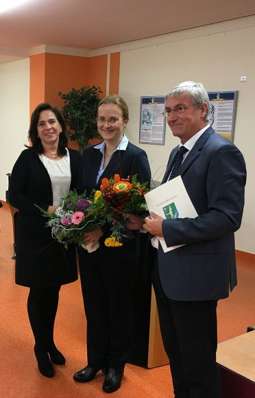 Luise Herbst zur Beigeordneten gewählt