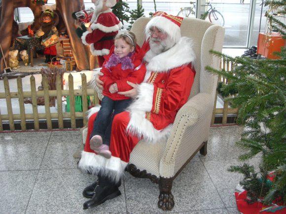 Karls: Der Weihnachtsmann kommt nach Elstal