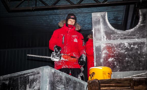Karls in Elstal: Die schönste Eiszeit der Geschichte