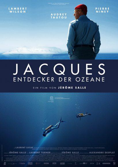 Kino-Filmkritik: Jacques – Entdecker der Ozeane