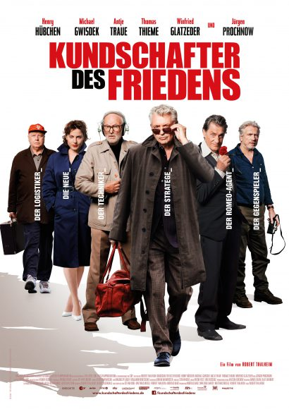 Kino-Filmkritik: Kundschafter des Friedens