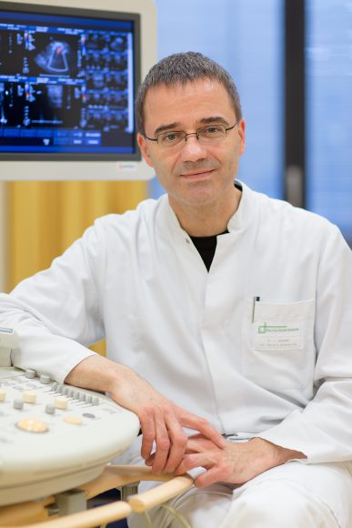 Spandau Waldkrankenhaus: Im Gefäßzentrum bei Dr. Torsten Heldmann