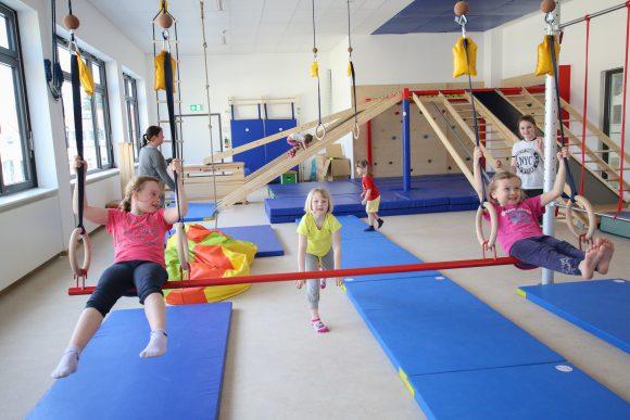 TSV Falkensee e.V.: Bewegung für Kinder