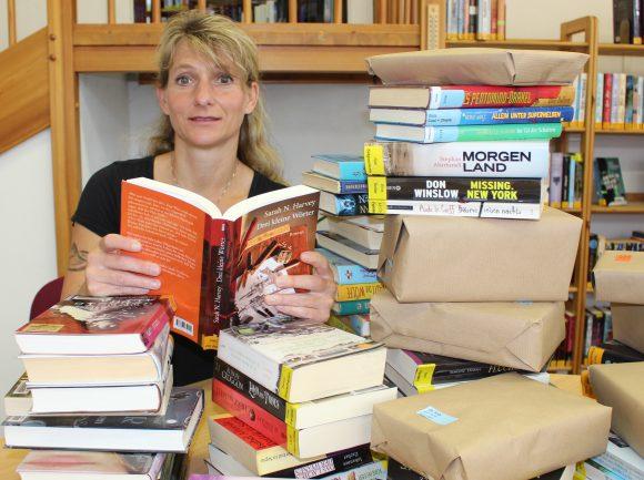 Falkenseer Stadtbibliothek: Lesepakete für die Ferien