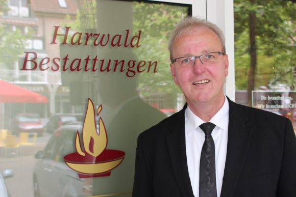 Harwald Bestattungen in Brieselang