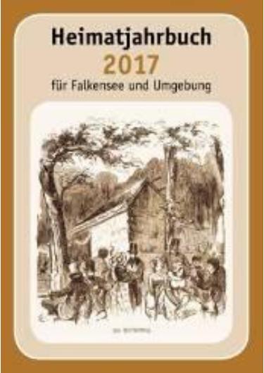 Präsentation des Heimatjahrbuches 2017 für Falkensee und Umgebung