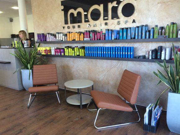 Falkenseer Friseur: Umbau bei imaro
