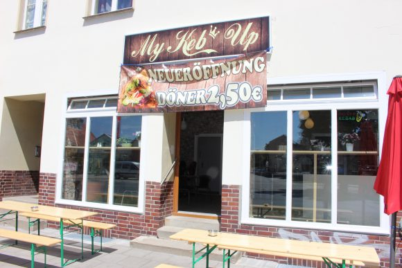 Neu in Falkensee: My Keb Up