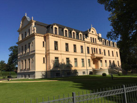 Schlemmen in Schloss Ribbeck