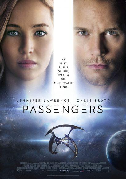 Kino-Filmkritik: Passengers