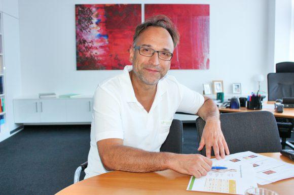 Spandau Waldkrankenhaus: Prof. Dr. med Rudolf Ott über die Darmkrebsvorsorge