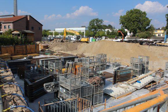 """Bauprojekt """"Kaufhalle"""" in Falkensee: Biomarkt kommt!"""