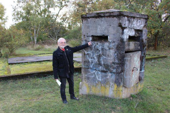 Zu Besuch im Geschichtspark Falkensee