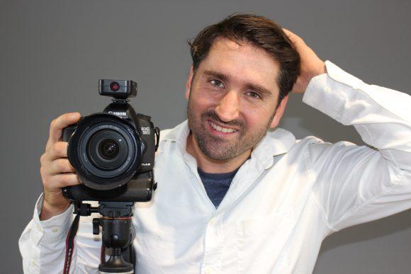Holger Kohl, Fotograf in Falkensee