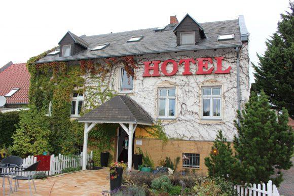 Zu Besuch im Hotel Dallgow