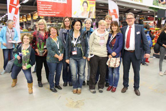 Kultabend bei Hellweg Falkensee: 4. Ladies Night