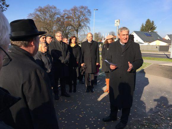 Falkensee: Spurensuche: Mauer