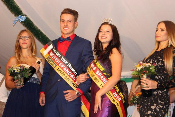 Spandau: Miss Spandau 2016