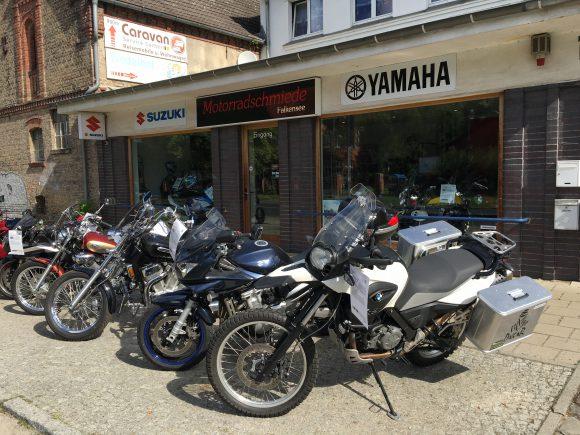 Falkensee Auto-Thema: Die Motorradschmiede