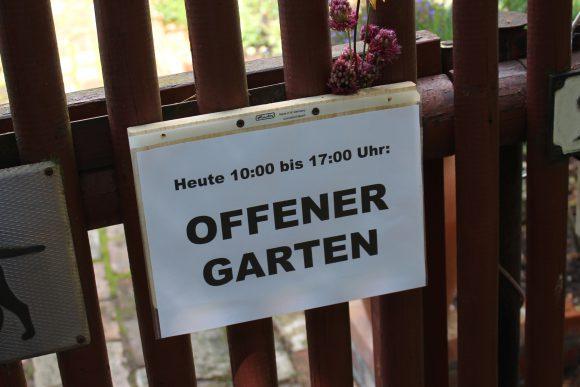 Offene Gärten in Falkensee: Dr. Juliane Laschke