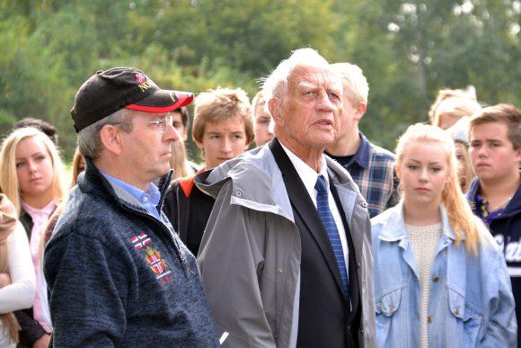Falkensee: Trauer um Sigurd Syversen