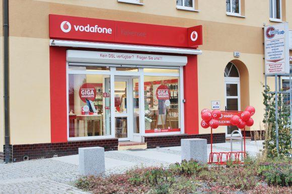 Porträt: Vodafone Falkensee