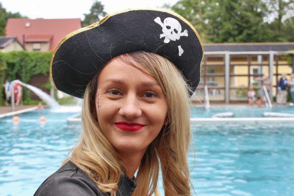 Falkensee: Piraten im Waldbad