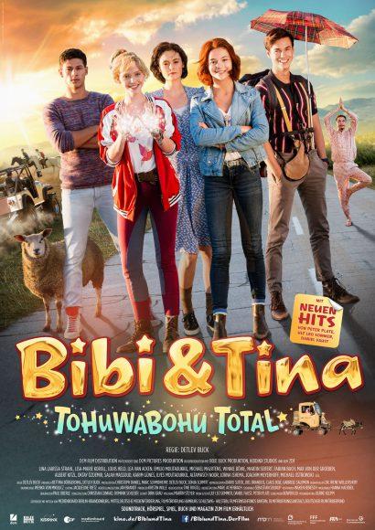 Kino-Filmkritik: Bibi & Tina 4: Tohuwabohu total