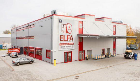 Spandau: ELFA – ein Lager zum Mieten