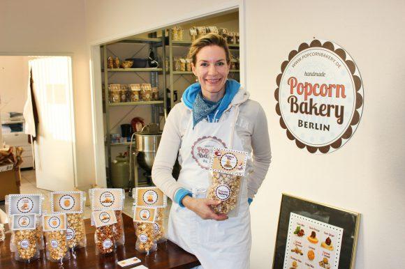 Falkensee: Popcorn Bakery bei Galileo