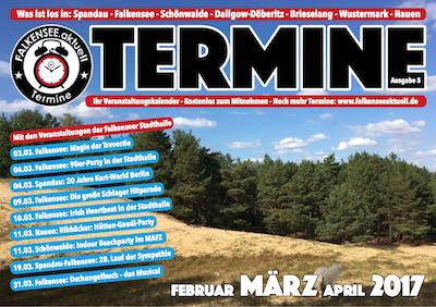 Termin-Heft 5 Cover