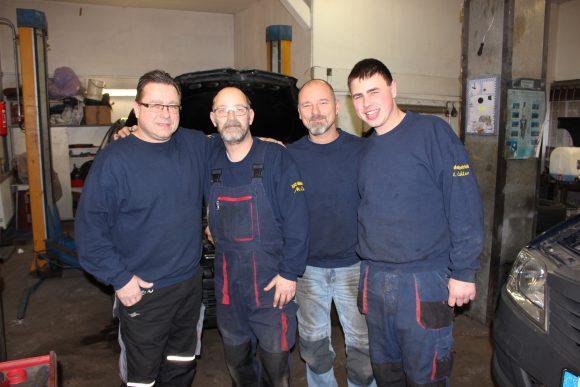 Falkensee: KFZ-Eichler zieht um