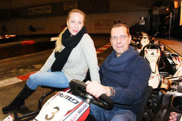 Berlin-Spandau: 20 Jahre Kart-World