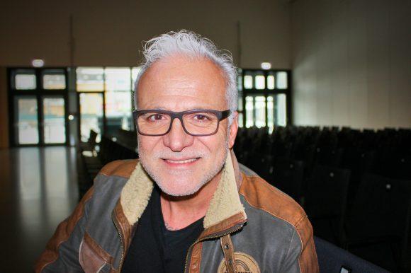 Nino de Angelo in der Falkenseer Stadthalle