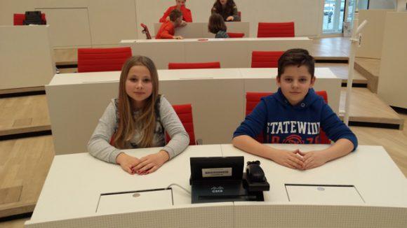 Falkensee: Klasse 5c der Geschwister-Scholl-Grundschule nahm am Safer Internet Day teil!