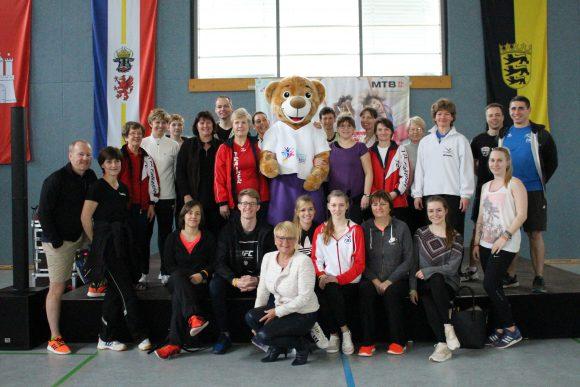 Teameinsatz des TSV Falkensee beim 4. Brandenburgischen Sport- und Fitness-Kongress