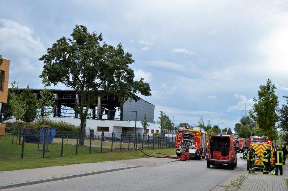 349-mal im Einsatz – Freiwillige Feuerwehr Nauen zieht Bilanz