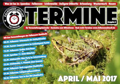 Termin-Heft 6 Cover
