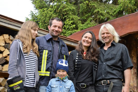 Spektakuläre Stunt-Vorführungen von Stuntman Tilo Hase: Tag der offenen Tür bei der Freiwilligen Feuerwehr Nauen