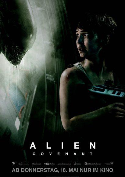 Kino-Filmkritik: Alien – Covenant