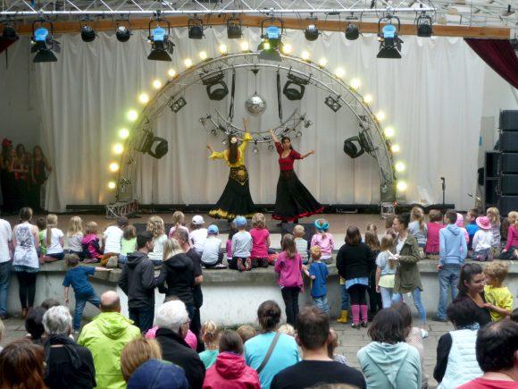 Feiern im grünen Herzen Nauens – Parkfest am 1. Juli