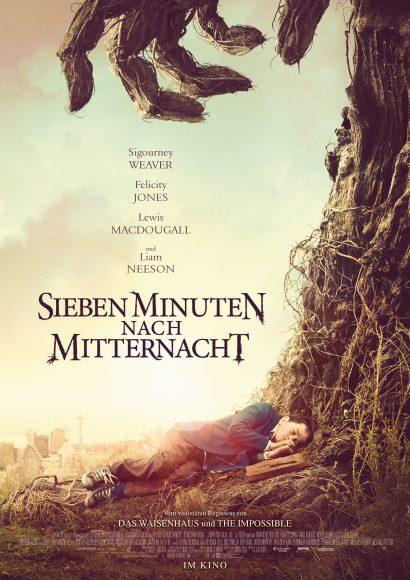 Kino-Filmkritik: Sieben Minuten nach Mitternacht