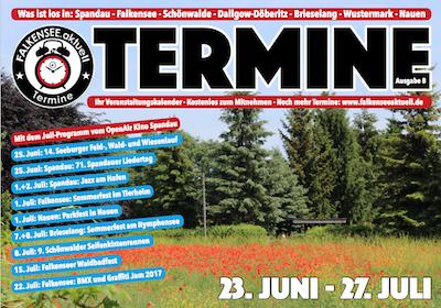 Termin-Heft 8 Cover