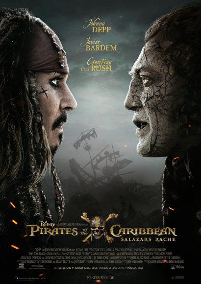 Kino-Filmkritik: Piraten der Karibik 5