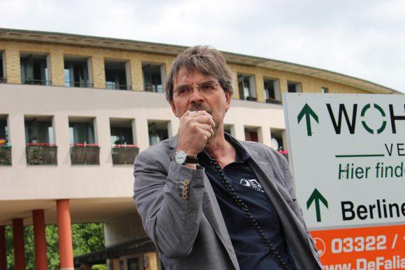 Aktion in Falkensee: 100 Linden dürfen nicht schwinden!
