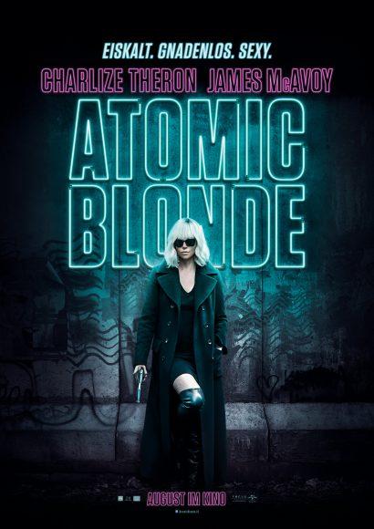 Kino-Filmkritik: Atomic Blonde