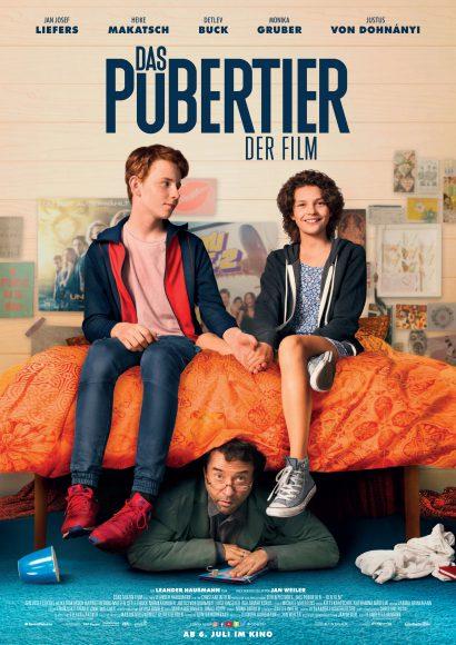 Kino-Filmkritik: Das Pubertier